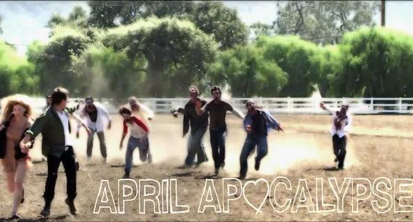 [Semaine Zombies] Jour 5 - April Apocalypse (2013) - Dark